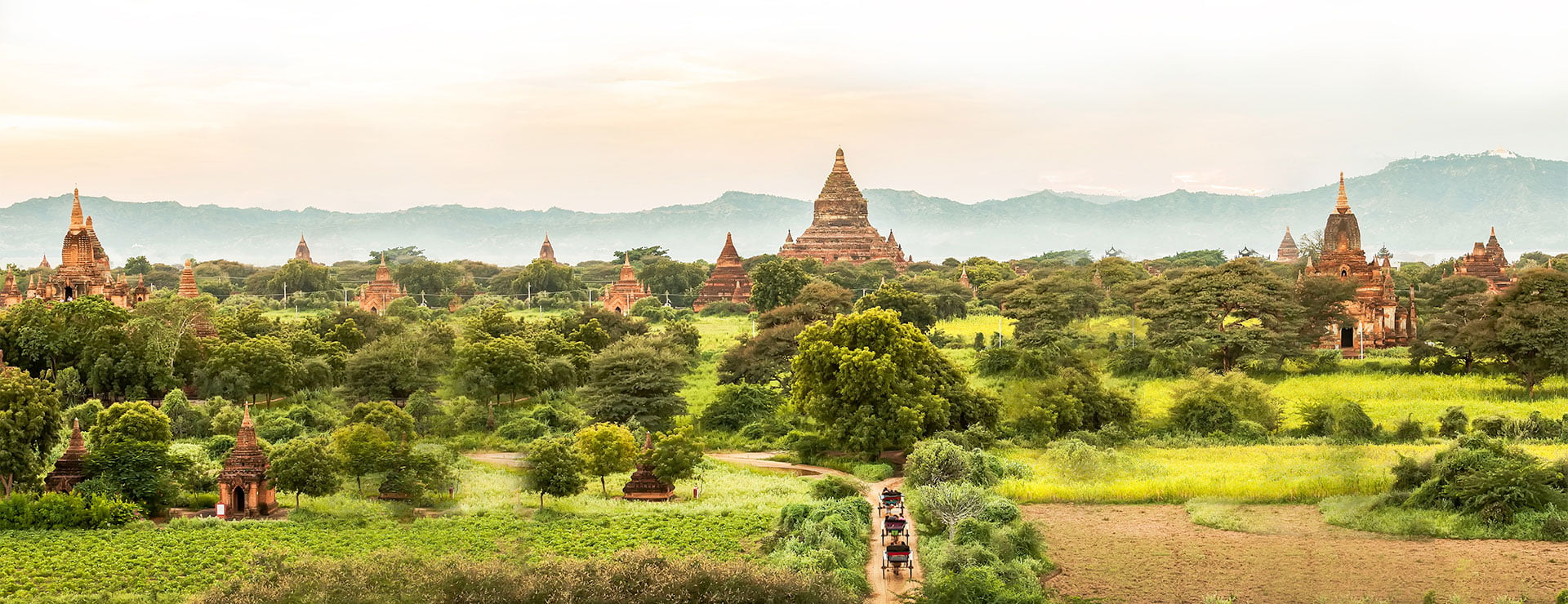 Top sights that reveal the most spectacular aspect of Myanmar