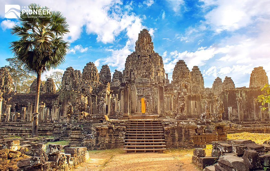 Cambodia's Temples and Beach