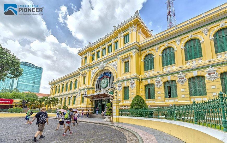 Ho Chi Minh City (HCMC- Saigon)