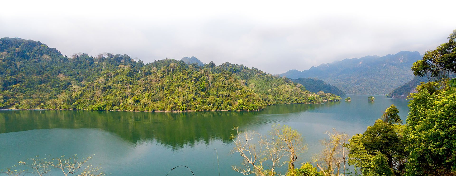 The adventure to find the most stunning lakes in Vietnam