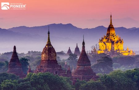 Ancient Kingdom of Myanmar