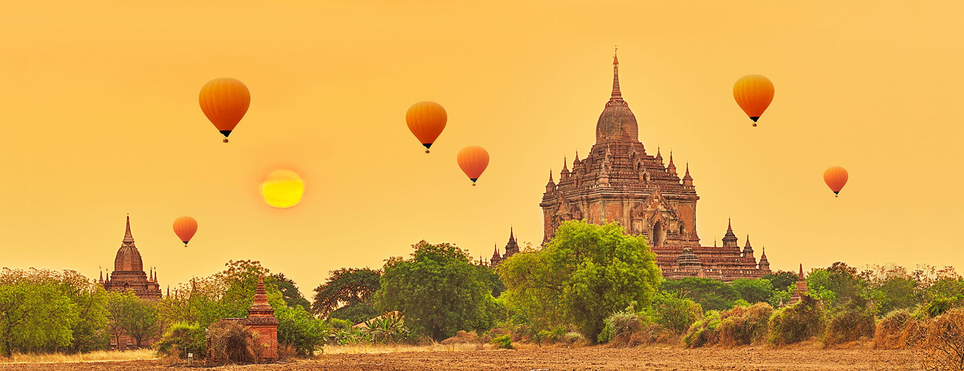 Exotic ways to Experience the World Heritage Sites in Southeast Asia