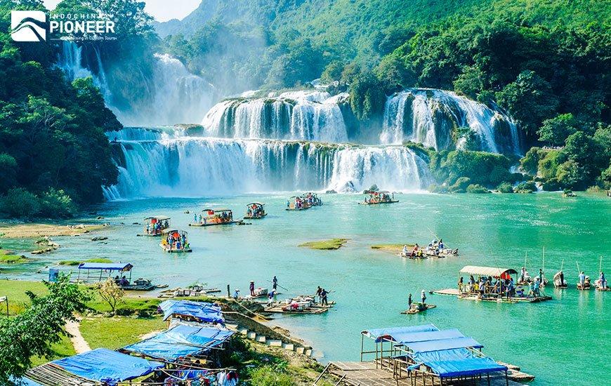 Ba Be Lake And Ban Gioc Waterfalls Indochina Pioneer Tours