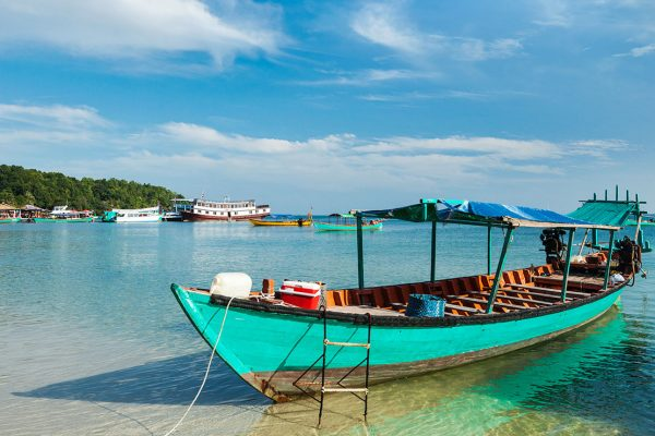 Discovering the best beaches in Cambodia