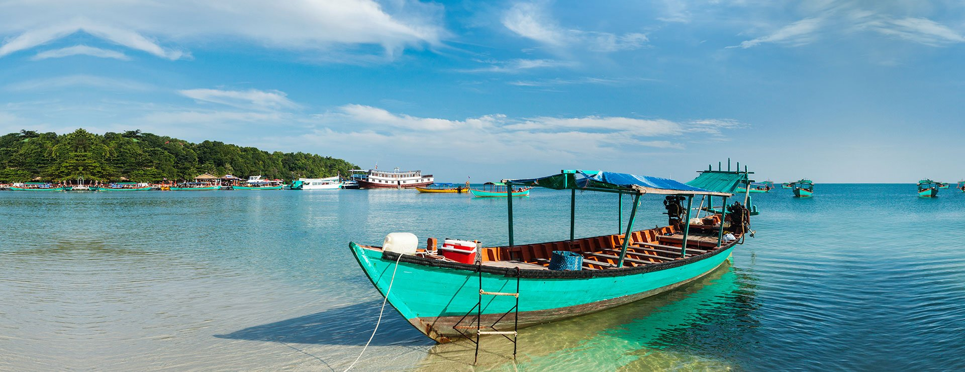 Top 8 things to do in the tropical paradise Koh Rong Samloem of Cambodia