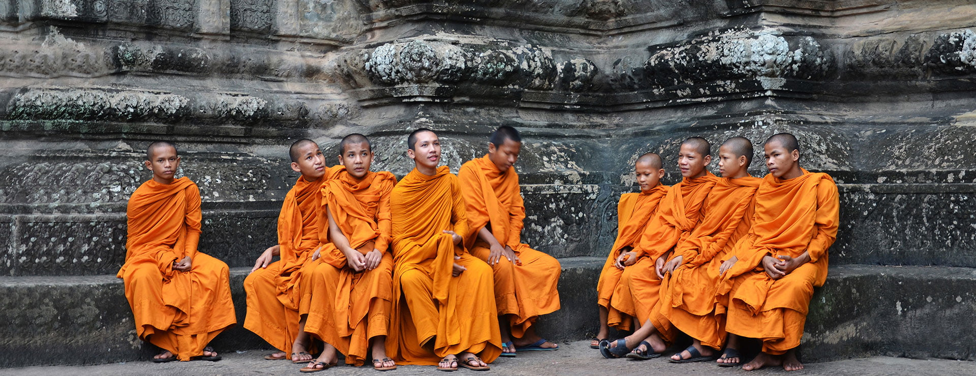 The journey of finding the destinations in Cambodia which fit your travel personality