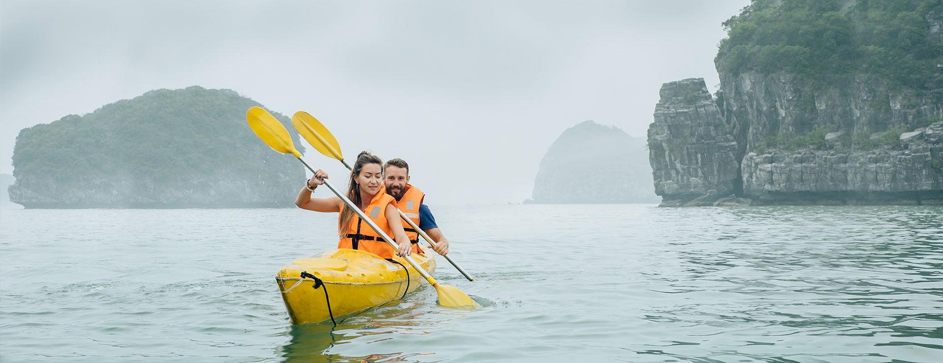 Top 05 favorite outdoor activities for Vietnam travelers
