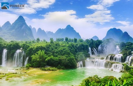 Ba Be Lake and Ban Gioc Waterfalls
