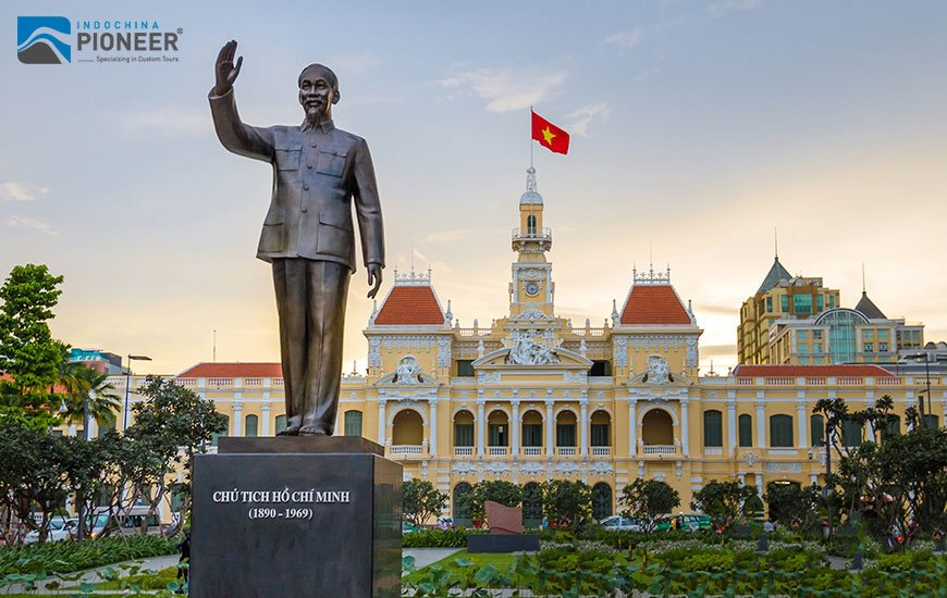 Ciudad de Ho Chi Minh (HCMC- Saigon)