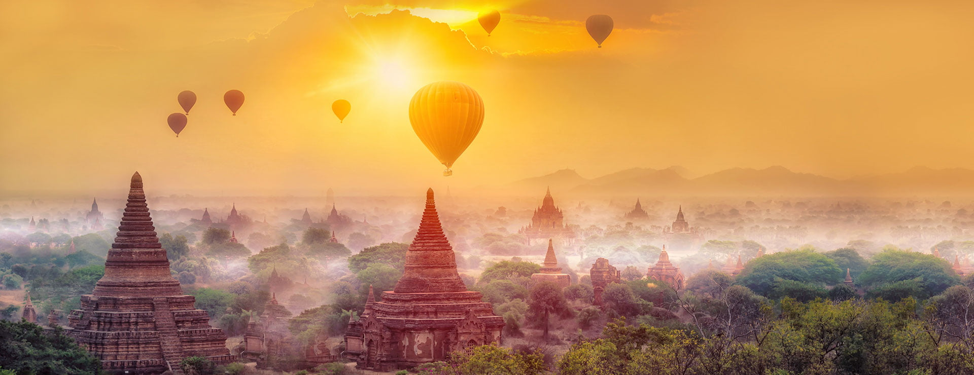 How to spend your New Year Eve in Myanmar?
