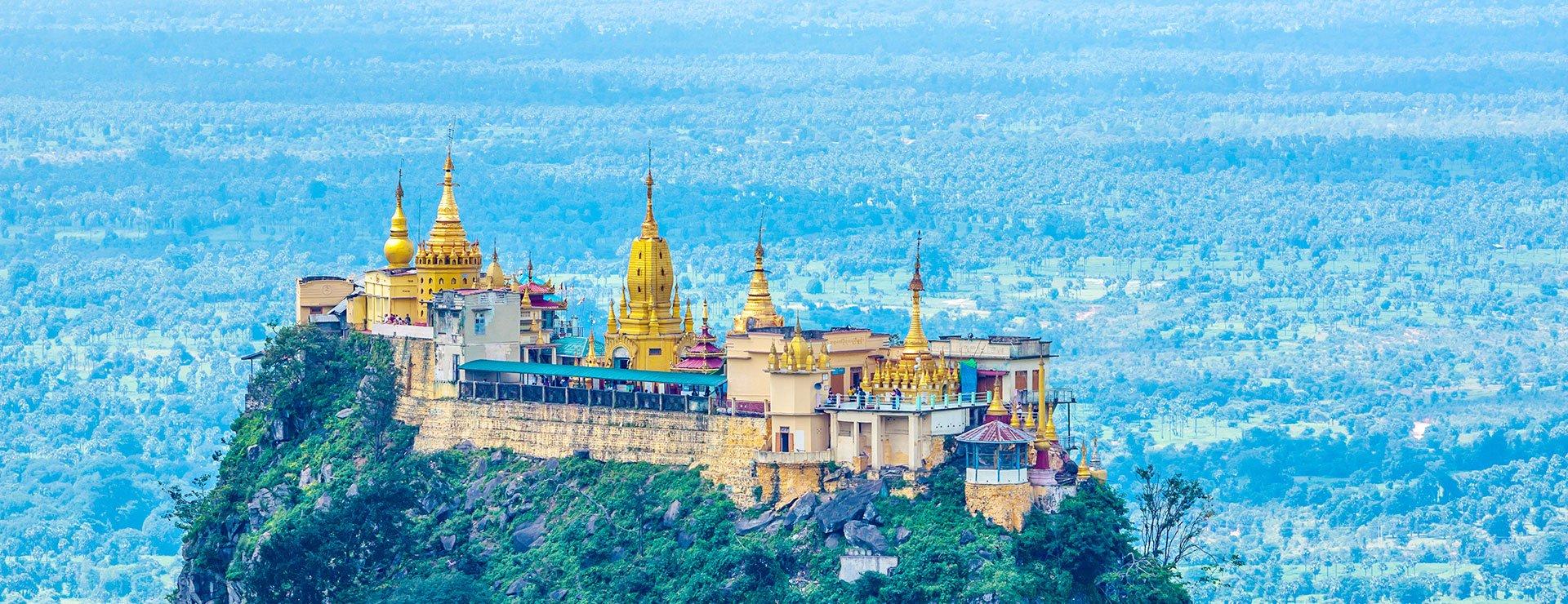 [Infographic] Top Street Foods to Try in Myanmar (Burma)