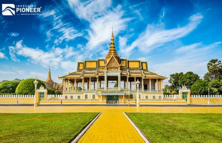 Lo más destacado de Camboya