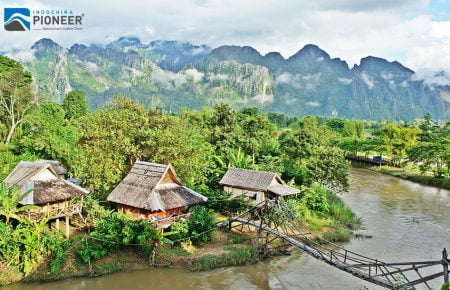 Laos Northern Highlights
