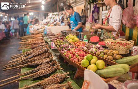 Laos Heritage & Gastronomy Tour