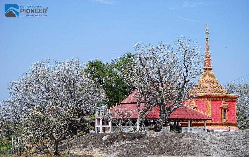 Paske & Khong Island