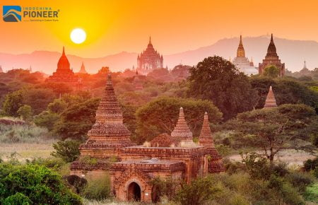 Ancient Kingdom of Myanmar