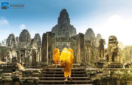 Templos y playas de Camboya