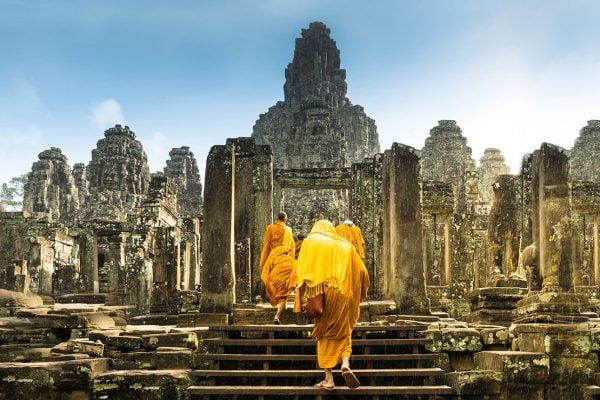 Lugares misteriosos en el Sudeste Asiático