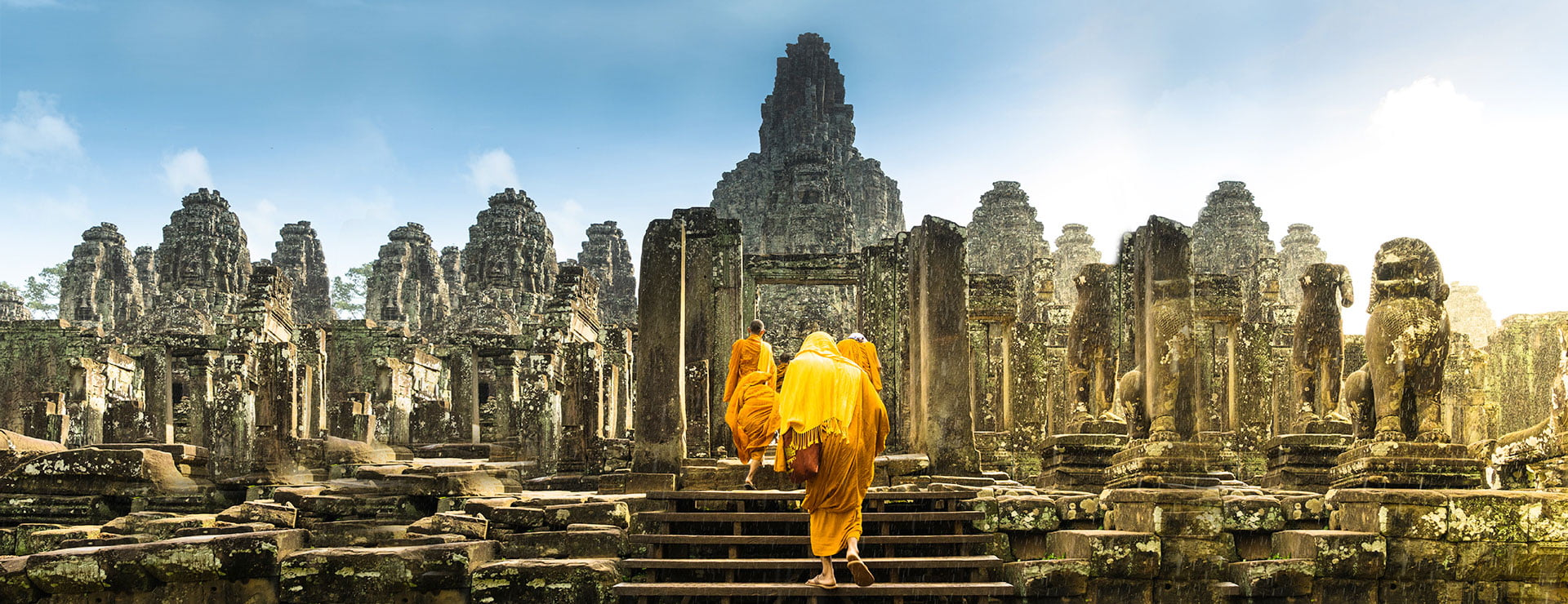 Mysterious Landmarks in Southeast Asia for your vacation choices