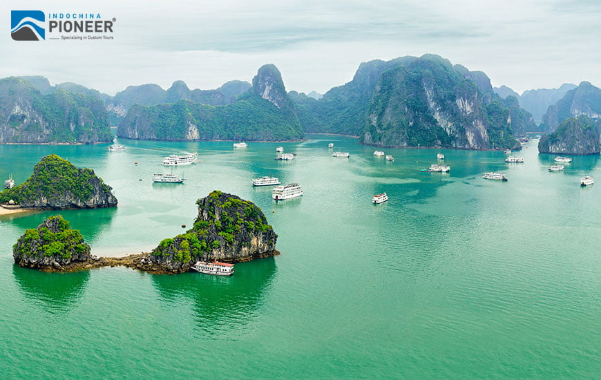 Ha Long Bay & Cat Ba Island