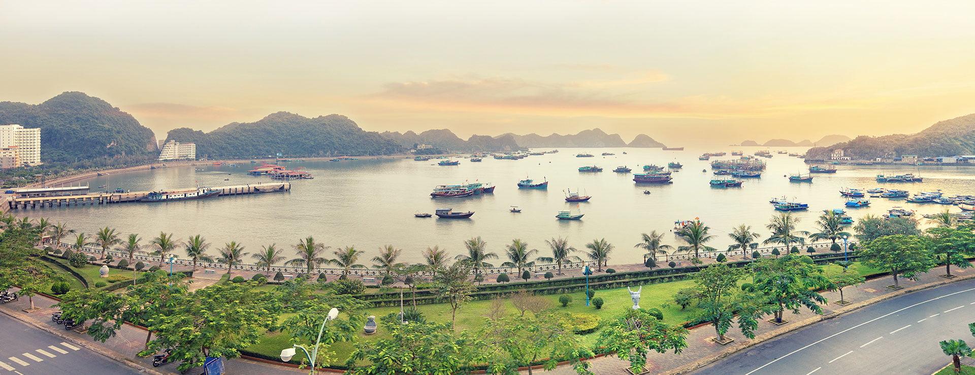 Selecciones de ICP: los mejores destinos para el viaje de Navidad y Año Nuevo en Vietnam