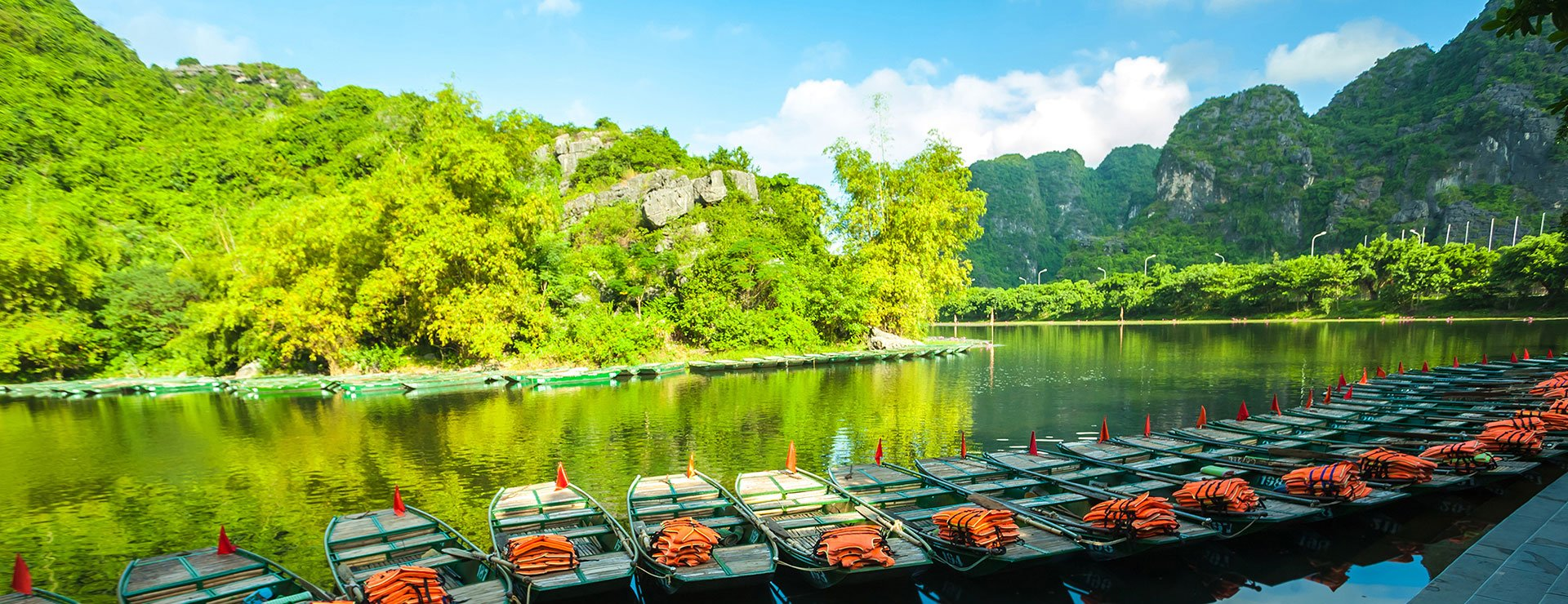 Wandering around Vietnam and Thailand to admire the coolest national parks