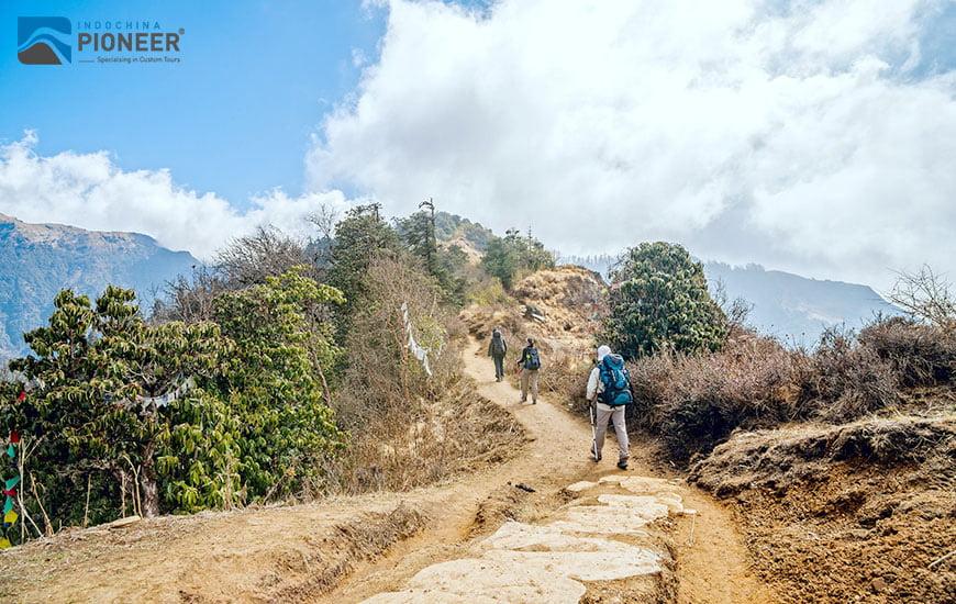 Ghorepani - Tikhedhunga - Nayapul