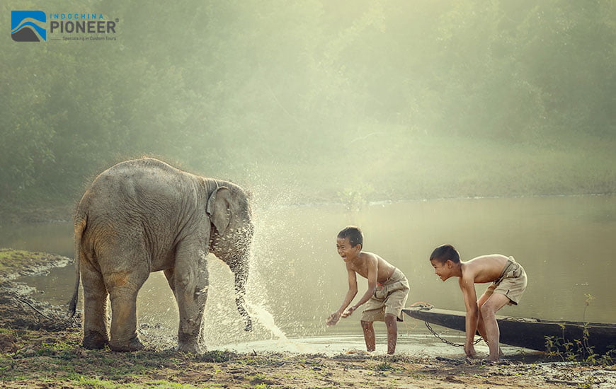 Indochina Family Adventure