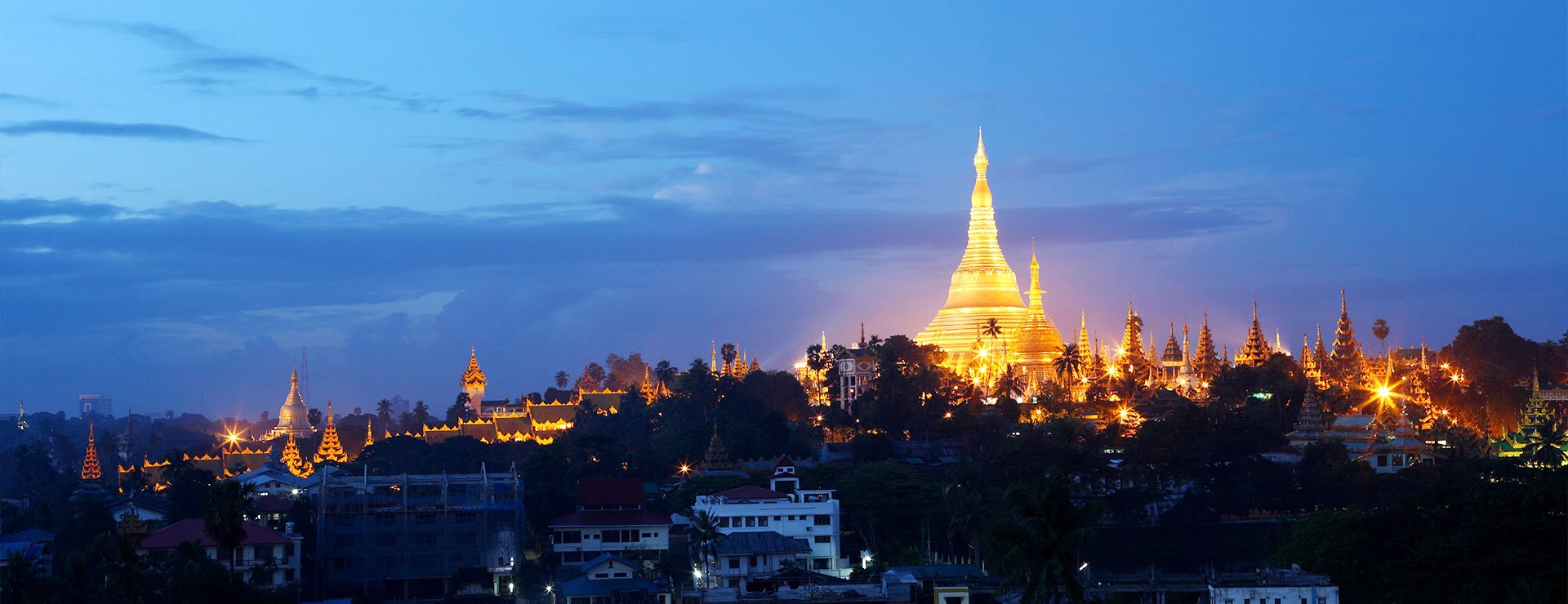 Top 5 Pagodas To Explore In Yangon, Myanmar