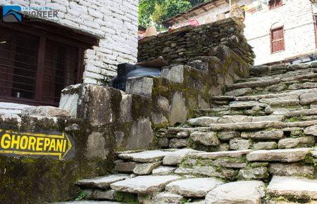 Poonhill – Ghorepani – Annapurna Trek