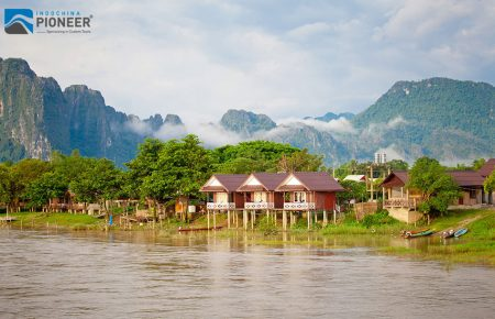 Laos by Bike