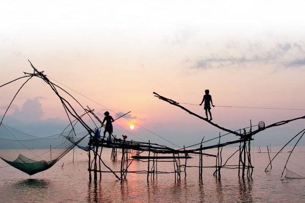 Viaje en el tiempo con estos destinos del Sudeste Asiático