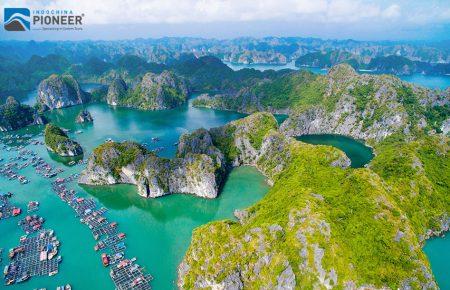 Desde la Bahía hasta Angkor