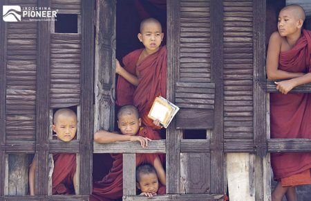 Myanmar Family Holiday