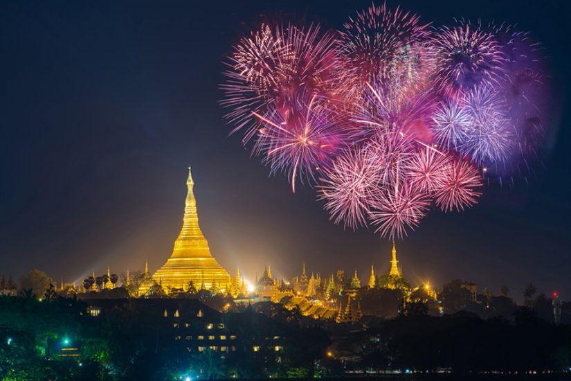 Myanmar new year