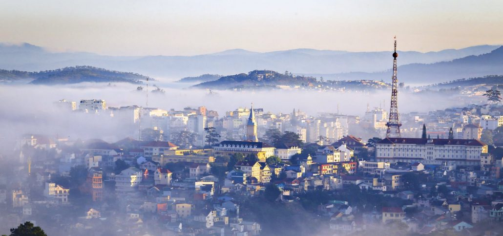 Top 5 places that are unmissable in Da Lat, Vietnam
