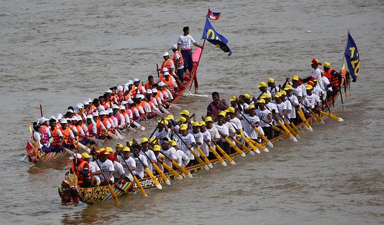 Bon Om touk festival, Cambodia