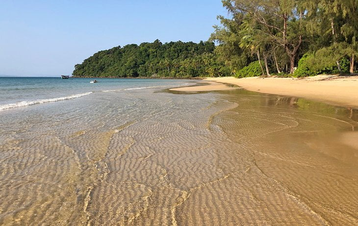 Lonely Beach, Koh Rong, Cambodia
