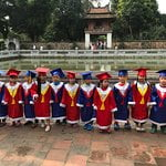 Kindergarden graduation - ICP review