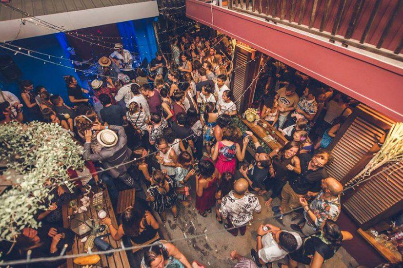 Phnom Penh night club