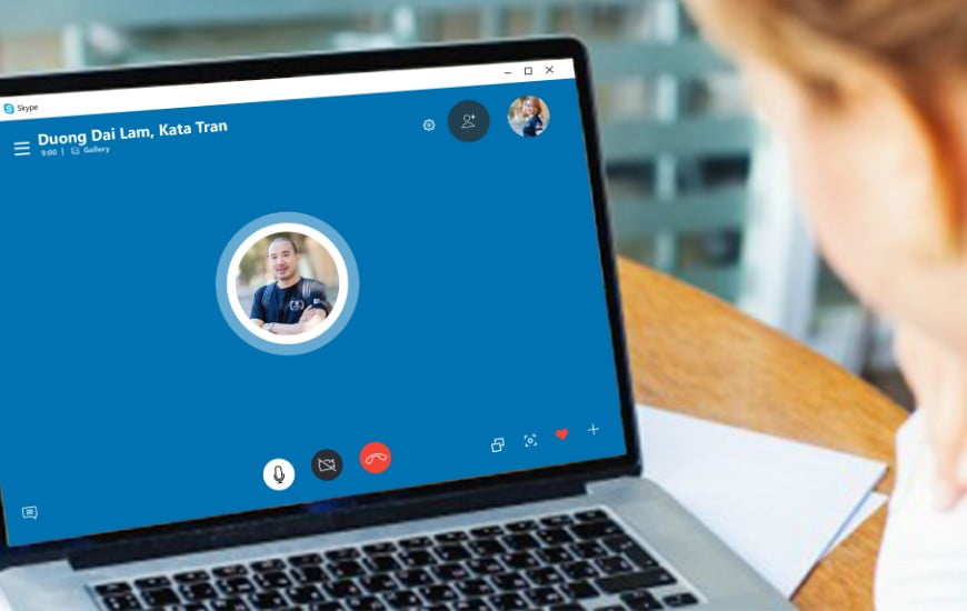 Online interview with ICP managers