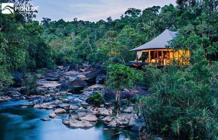 Indochina: Luxurious Glamping Getaways