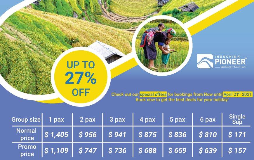 Hanoi Halong Sapa tour special offers