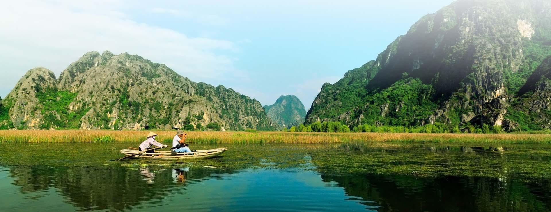 Cómo viajar a Vietnam con niños