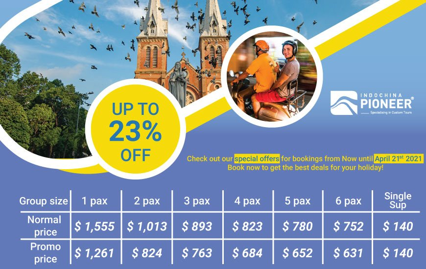 Vietnam overview special offers