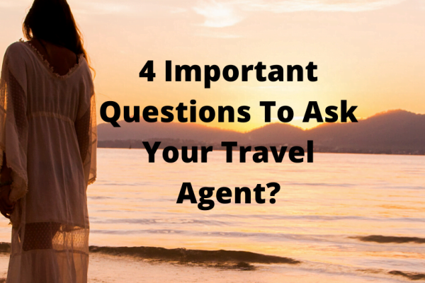 Top 4 questions you should ask when booking a holiday